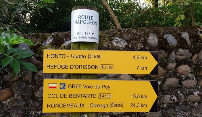 Taxi Shuttle Saint Jean Pied de Port - Roncesvalles